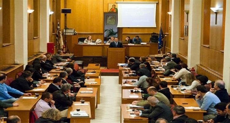 Με 8 θέματα ημερήσιας διάταξης συνεδριάζει τη Δευτέρα το Περιφερειακό Συμβούλιο Κεντρικής Μακεδονίας