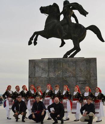 Κρητική μαντινάδα συμπαράστασης στη Μακεδονία μας!