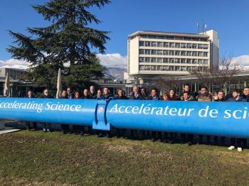 Επιχειρηματική αποστολή στο CERN με τη συμμετοχή του ΣΒΒΕ και 20 επιχειρήσεων από την Π.Κ.Μ.