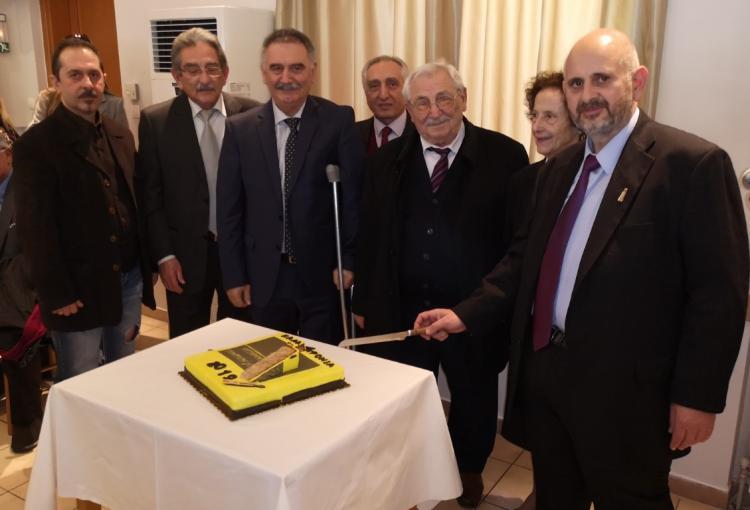 Φ. Φανιάδης, στην κοπή πίτας της Ε.Λ.Π.Ν. : «Η ποντιακή και μακεδονική ψυχή θεριεύει και ζητά δικαίωση»