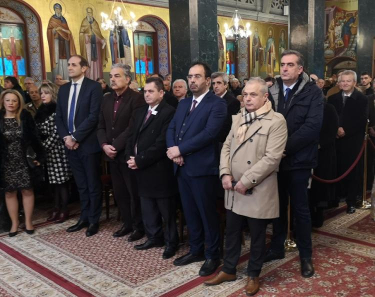 Η Βέροια τίμησε την Πέμπτη 17 Ιανουαρίου τον Πολιούχο της, Όσιο Αντώνιο το Νέο (φωτορεπορτάζ)