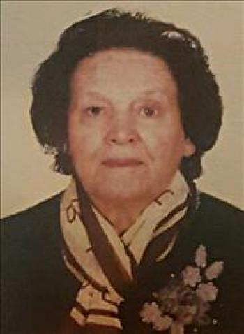 Κηδεύτηκε την Παρασκευή 18 Ιανουαρίου η ΜΑΡΙΑ ΓΙΑΝΟΥΛΗ (ΣΠΥΡΟΥ), που έφυγε από τη ζωή σε ηλικία 90 ετών
