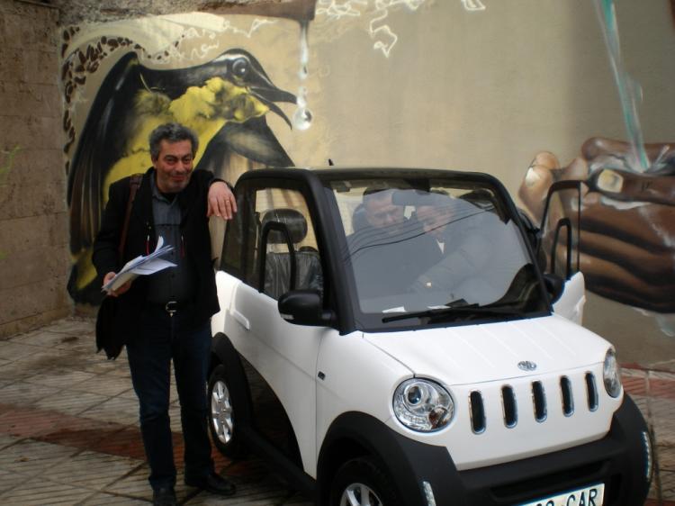 Γ. Ορφανίδης : «Προσπαθούμε  να γινόμαστε όλο και καλύτεροι»-Και ηλεκτροκίνητο αυτοκίνητο η ΔΕΥΑΒ