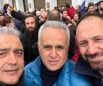 H Μακεδονία και η Ημαθία στο συλλαλητήριο των Αθηνών