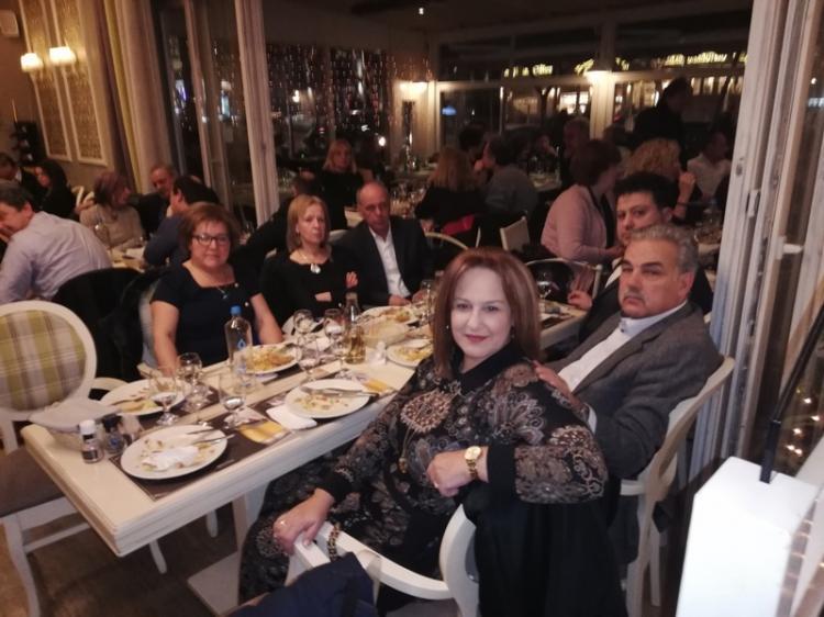 Πραγματοποιήθηκε η κοπή βασιλόπιττας της ΝΕ ΣΥΡΙΖΑ Ημαθίας