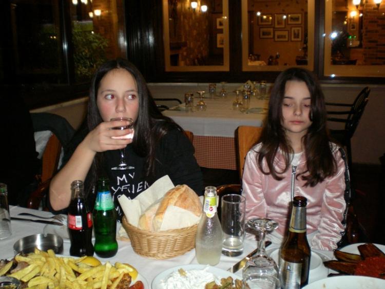 Έκοψαν την πίτα τους οι παλαίμαχες χαντμπολίστριες της Βέροιας