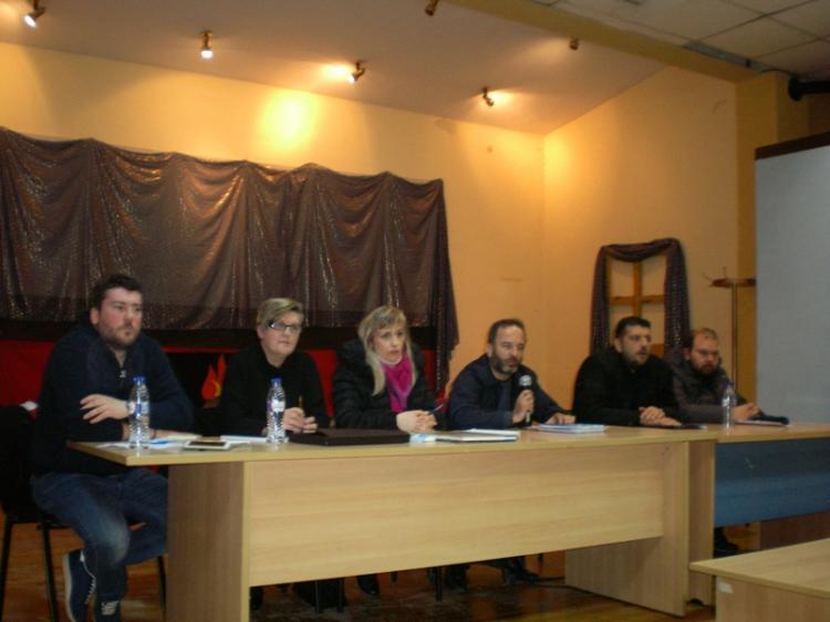 Φλέγοντα θέματα του αγροτικού κόσμου τέθηκαν στη Γενική Συνέλευση του Αγροτικού Συλλόγου Ημαθίας
