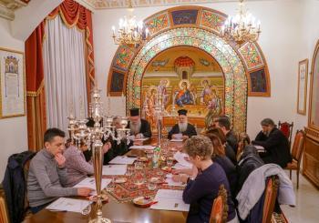 Συνάντηση για τη διοργάνωση Ιατρικής Εβδομάδος αφιερωμένης στον Άγιο Λουκά τον Ιατρό