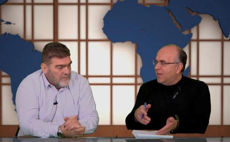 Δ. Ταχματζίδης : «Επανάσταση από τον καναπέ δεν γίνεται» - Αποκλειστική συνέντευξη