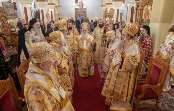 Πανήγυρις Αγίου Γρηγορίου του Θεολόγου στη Νέα Καρβάλη Καβάλας