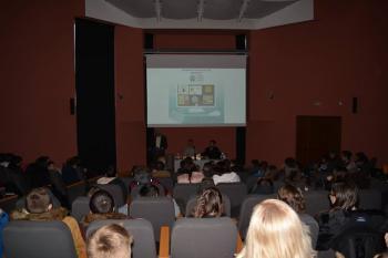 Εκδήλωση για την ασφάλεια στο διαδίκτυο με πρωτοβουλία του Πολιτιστικού Συλλόγου Βεργίνας «Αιγές»