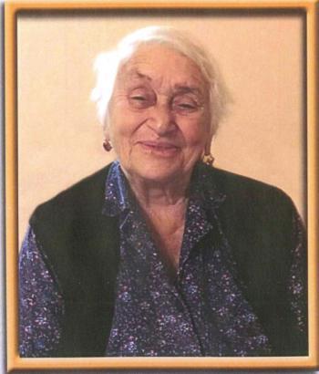 Σε ηλικία 86 ετών έφυγε από τη ζωή η ΣΟΦΙΑ ΓΕΩΡ. ΑΝΤΩΝΙΑΔΟΥ