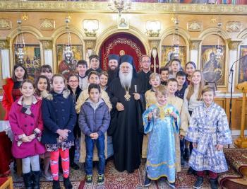 Εορτή της Ανακομιδής των Ιερών Λειψάνων του Αγίου Ιωάννου του Χρυσοστόμου στα Παλατίτσια Ημαθίας