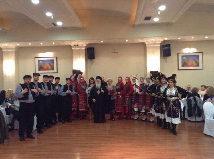 Παρουσία του Λυκείου Ελληνίδων Βέροιας σε εκδήλωση της Ι.Μ. Βέροιας