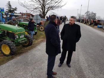 Γιάννης Παπαγιάννης από την Κουλούρα : «Να μπει τέλος στον οικονομικό και επαγγελματικό διωγμό των αγροτών»