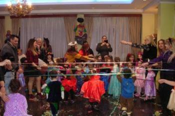 Στις 24 Φεβρουαρίου το αποκριάτικο παιδικό πάρτυ του Ομίλου Προστασίας Παιδιού Βέροιας