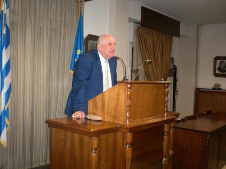 Πραγματοποιήθηκε η ετήσια εκδήλωση του Δικηγορικού Συλλόγου Βέροιας ανήμερα των Τριών Ιεραρχών