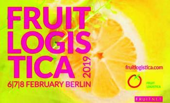 H Π.Κ.Μ. στη διεθνή έκθεση φρέσκων φρούτων και λαχανικών Fruit Logistica 2019 στο Βερολίνο