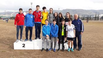 Χρυσά ο Α.Παναγιώτης και η Ε.Ιωαννίδου, αργυρό η Ε.Λαζού στο περιφερειακό πρωτάθλημα ανωμάλου δρόμου της Θεσ/νίκης