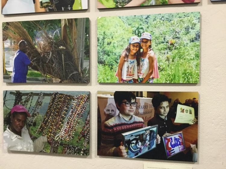 Μεγάλη προσέλευση κόσμου στα εγκαίνια της έκθεσης φωτογραφίας «Με την Κούβα στην καρδιά»