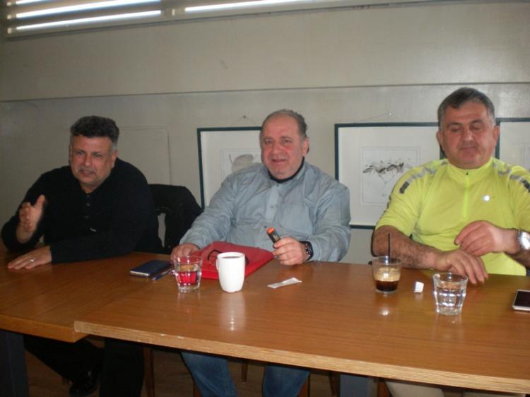 Καθεστωτική νοοτροπία στη λειτουργία του ΔΗΠΕΘΕ Βέροιας καταγγέλλουν οι Γ. Γουλτίδης, Δ. Τραπεζανλής και Δ. Καρολίδης