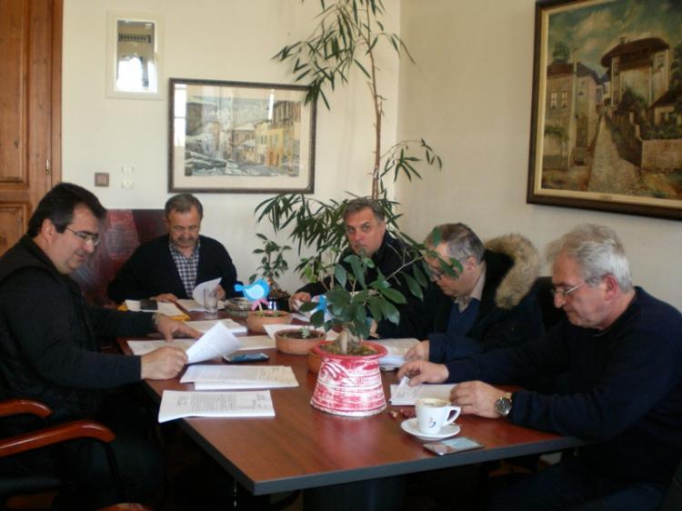 Οικονομική Επιτροπή Δ.Βέροιας : Ομοφωνία σε όλα τα θέματα ημερήσιας διάταξης, πλην του σχετικού με τη γέφυρα Κούσιου