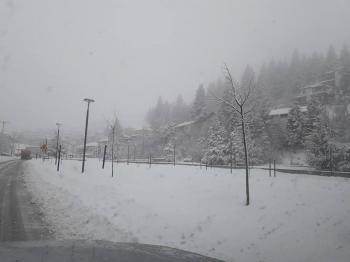 Κατανάλωση διπλάσιας ποσότητας αλατιού φέτος, λόγω του χιονιά, στην Κεντρική Μακεδονία. Έως τώρα!