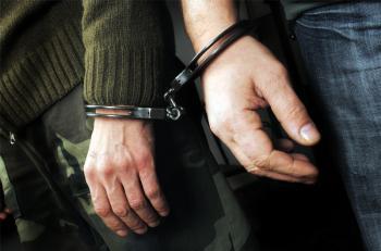 Σύλληψη 36χρονου και 24χρονου στη Βέροια για απόπειρα διάρρηξης καταστήματος
