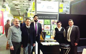 Παρών στη Fruit Logistica του Βερολίνου ο Κ. Καλαϊτζίδης, με στόχο τη διεθνή προβολή των προϊόντων της Ημαθίας