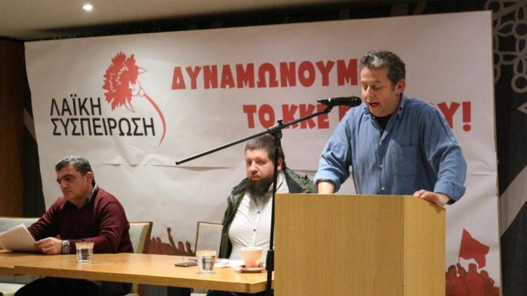Γ. Μελιόπουλος : «Το ίδιο παιχνίδι που παίζεται στην κεντρική πολιτική σκηνή, βλέπουμε να παίζεται και στο Δ.Βέροιας»