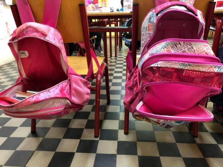 «Η τσάντα στο σχολείο»