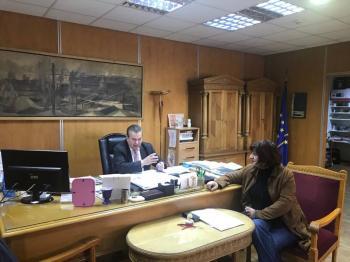 Διευκρινήσεις Φρ. Καρασαρλίδου για τη λειτουργία του ΕΦΚΑ Νάουσας