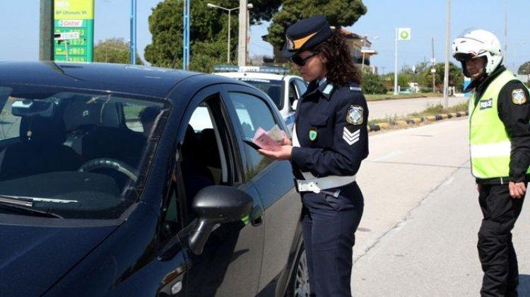 Μηνιαίος απολογισμός της Γενικής Περιφερειακής Αστυνομικής Διεύθυνσης Κεντρικής Μακεδονίας στην Οδική Ασφάλεια