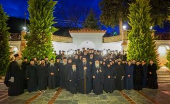 Σύναξη Μοναχών και Μοναζουσών της Ιεράς Μητροπόλεως Βεροίας