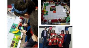 Στον Πανελλήνιο Διαγωνισμό Εκπαιδευτικής Ρομποτικής του WRO Hellas συμμετείχε το 12ο νηπιαγωγείο Βέροιας