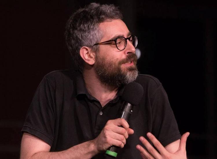 Stand Up Comedy Night με το Δημήτρη Χριστοφορίδη στη Δημόσια Βιβλιοθήκη Βέροιας