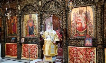Η εορτή του Αγίου Βλασίου στο Μητροπολιτικό Ναό Βεροίας