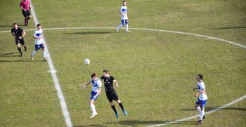 ΒΕΡΟΙΑ - ΚΟΥΦΑΛΙΑ 3-0, νίκησε και έπιασε κορυφή