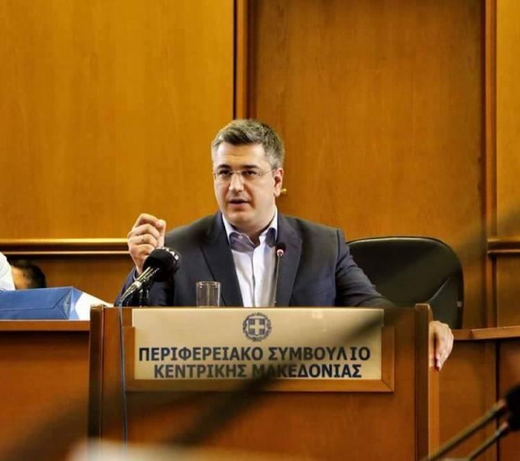 Α. Τζιτζικώστας : «Η Π.Κ.Μ. πρώτη περιφέρεια στην Ελλάδα σε απορρόφηση κονδυλίων του ΕΣΠΑ για πέμπτη συνεχή χρονιά»