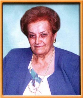 Σε ηλικία 84 ετών έφυγε από τη ζωή η ΑΝΑΣΤΑΣΙΑ ΑΝΑΣΤ. ΚΩΝΣΤΑΝΤΙΝΙΔΟΥ