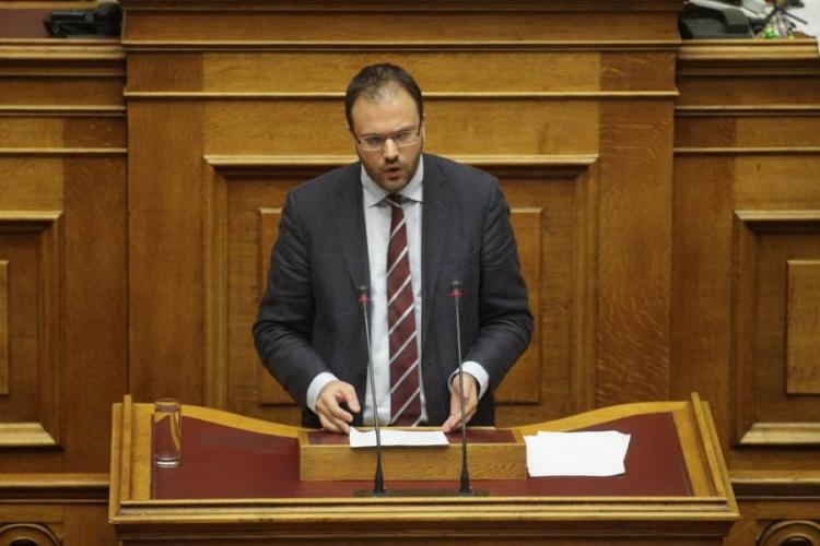 Ομιλία του Θανάση Θεοχαρόπουλου στη Βουλή για τη Συνταγματική Αναθεώρηση