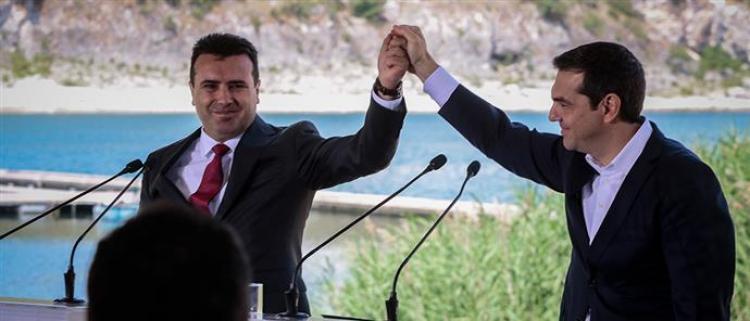 Τσίπρας – Ζάεφ: Και επίσημα υποψήφιοι για το Νόμπελ Ειρήνης 2019
