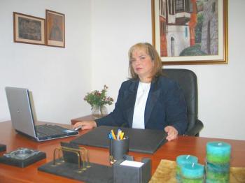 Ανακρίνεται η Χαρούλα Ουσουλτζόγλου-Γεωργιάδη