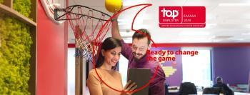 Η Vodafone Ελλάδας διακρίθηκε ως Top Employer 2019