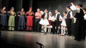 Έναρξη μαθημάτων χορευτικού ομίλου Βέροιας