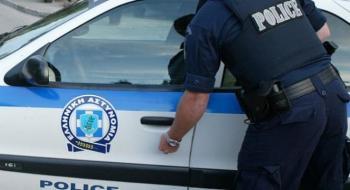 Σχηματίσθηκε δικογραφία σε βάρος 25χρονου για κλοπή