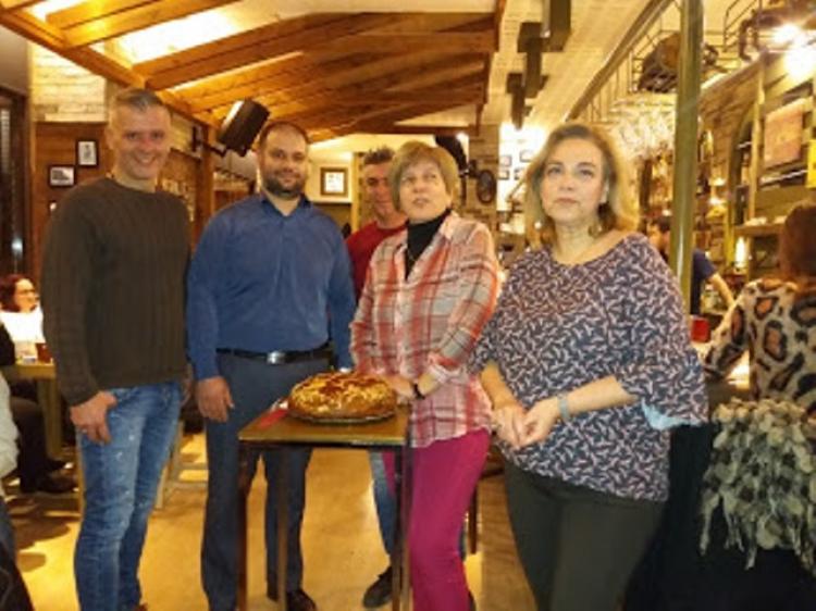 Την πρωτοχρονιάτικη πίτα του έκοψε το Κέντρο Κοινωνικής Προστασίας και Αλληλεγγύης του δήμου Νάουσας