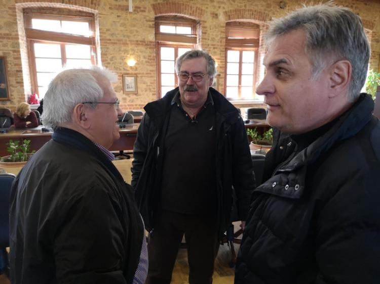 Θετική η ΠΚΜ στην παραχώρηση στην ΑΑΔΕ μέρους της αγοράς της Κουλούρας για εγκατάσταση του Τελωνείου Βέροιας