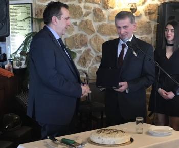 Κοπή Βασιλόπιτας 2019 της Ομοσπονδίας Εμπορικών Συλλόγων Δυτικής και Κεντρικής Μακεδονίας