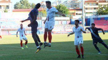 Ισόπαλη 0-0 χθες η Βέροια σε φιλική αναμέτρηση με αντίπαλο τα Τρίκαλα